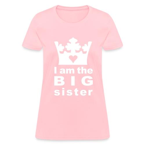 Big sister - Women's T-Shirt