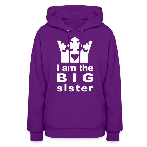 Big sister - Women's Hoodie