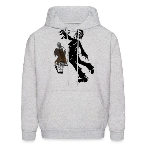 Zombie March - Men's Hoodie