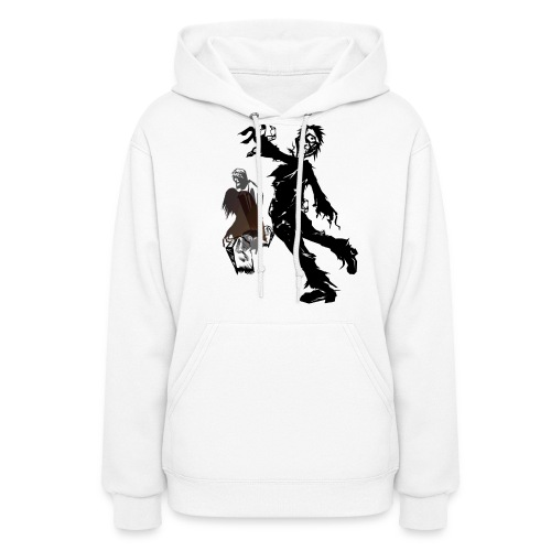 Zombie March - Women's Hoodie