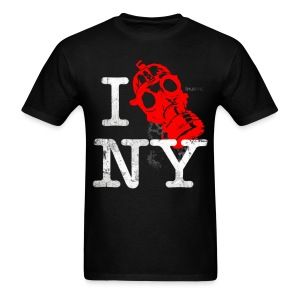 Mens NYC Industrial tee - Men's T-Shirt