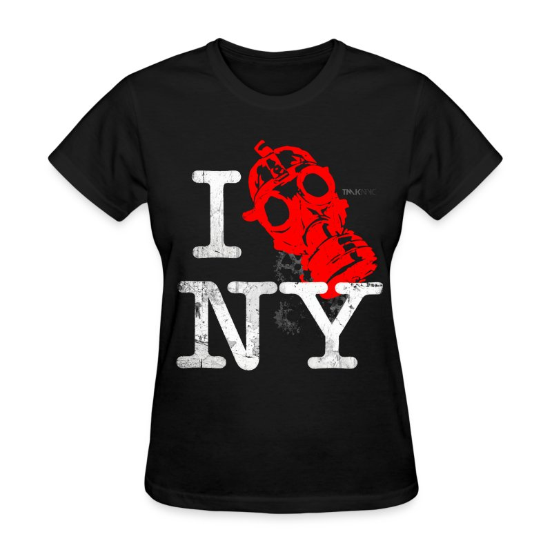 Womens NYC Industrial tee - Women's T-Shirt