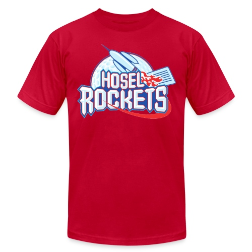 The Hosel Rockets - Men's Fine Jersey T-Shirt
