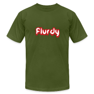 T-Shirts ~ Men's T-Shirt by American Apparel ~ flurdy