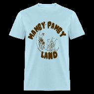 T-Shirts ~ Men's T-Shirt ~ Mamby Pamby Land T-Shirt