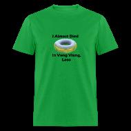 T-Shirts ~ Men's T-Shirt ~ Vang Vieng Tubing 1