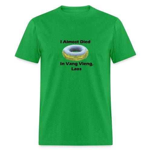Vang Vieng Tubing 1 - Men's T-Shirt