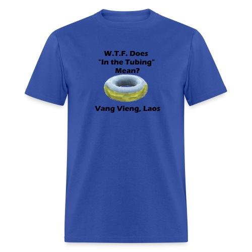 Vang Vieng Tubing 2 - Men's T-Shirt