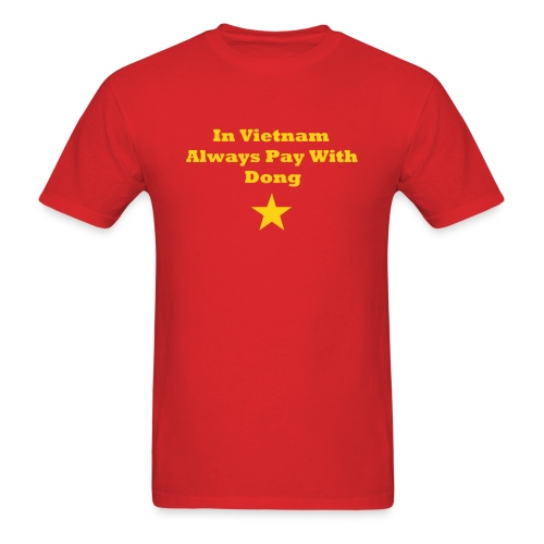 Dong Jokes 4 - Men's T-Shirt