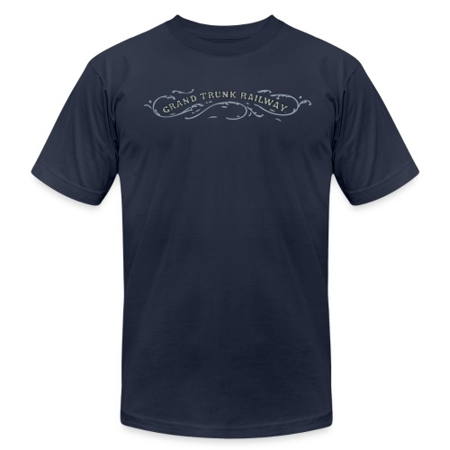 Grand Trunk Railway - Men's  Jersey T-Shirt