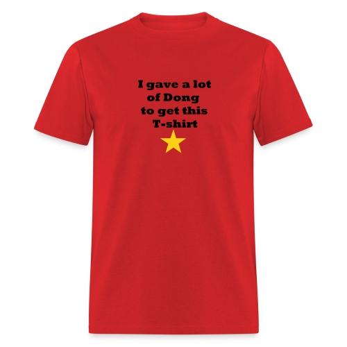 Dong jokes 3 - Men's T-Shirt