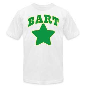 Green Bay Starr - Men's T-Shirt by American Apparel