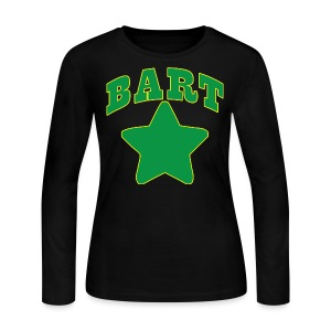 Green Bay Starr - Women's Long Sleeve Jersey T-Shirt