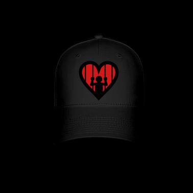 Love is a Jail Caps