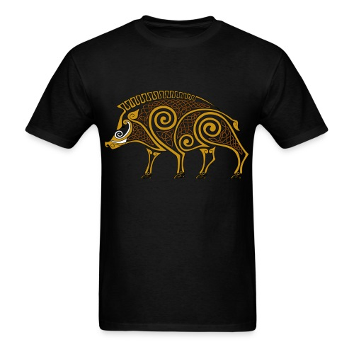 freya's boar - Men's T-Shirt