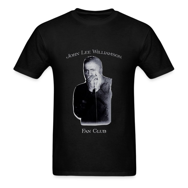 John Lee Williamson Fan Club t-shirt - Men's T-Shirt