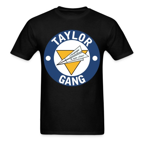 Men's T-Shirt - Pittsburgh Penguin style Taylor Gang shirt