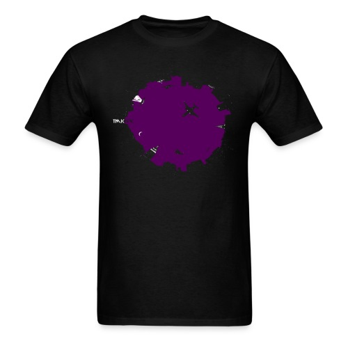 Mens Night Sky tee - Men's T-Shirt
