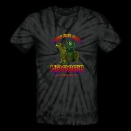 T-Shirts ~ Unisex Tie Dye T-Shirt ~ Hooray! (Tye Dye)