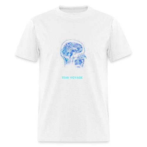 star voyage logo - Men's T-Shirt