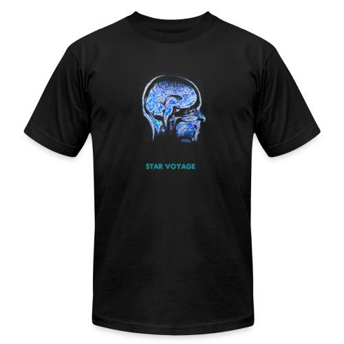 aa star voyage - Men's  Jersey T-Shirt