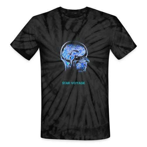 star voyage - Unisex Tie Dye T-Shirt