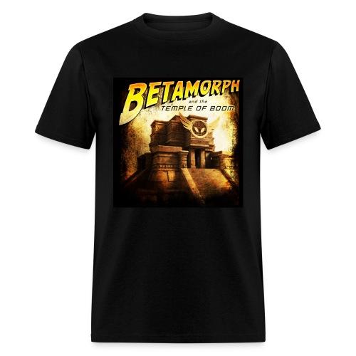 Betamorph Temple of Boom - Men's T-Shirt