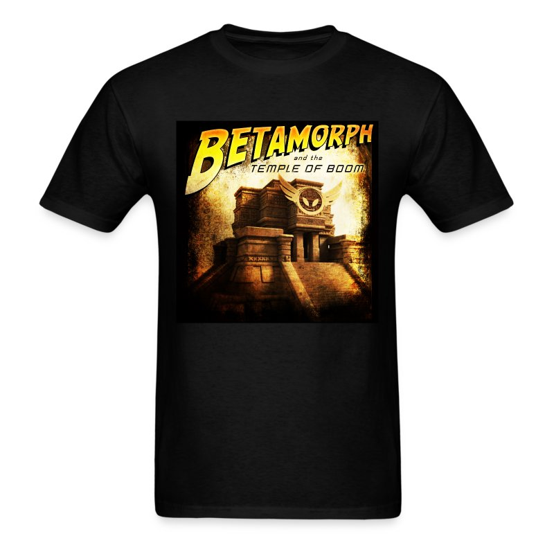 Betamorph Temple of Boom - Men's T-Shirt