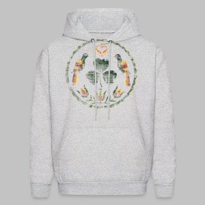 Irish Hex Symbol - Men's Hoodie