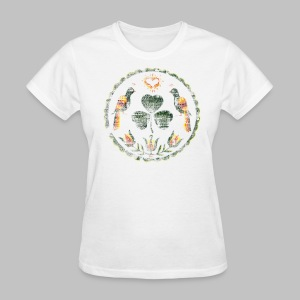Irish Hex Symbol - Women's T-Shirt