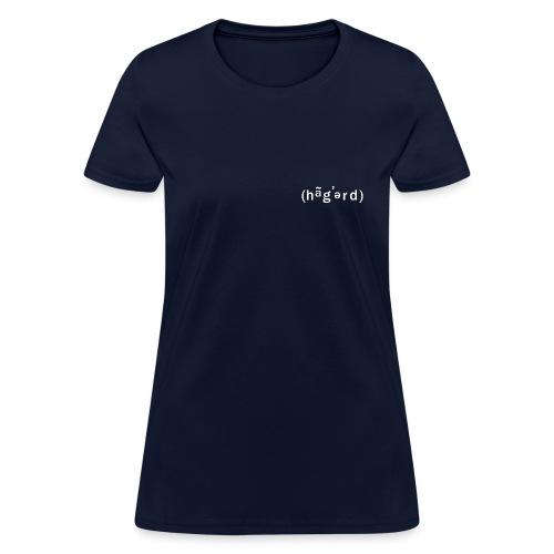Hag3rd Women - Women's T-Shirt
