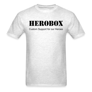 HeroBox Standard - Men's T-Shirt