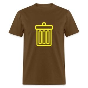 God Don't make no Junk - Men's T-Shirt