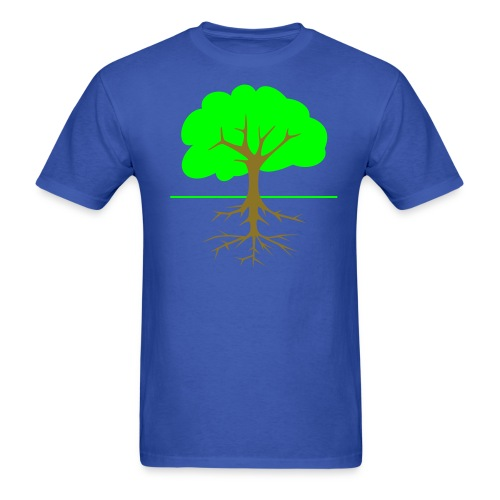 Rooted     - Men's T-Shirt