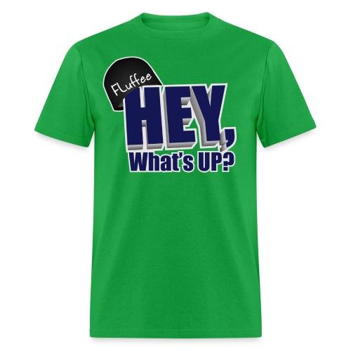 Mens T-shirt, Hey, What's up? - Men's T-Shirt