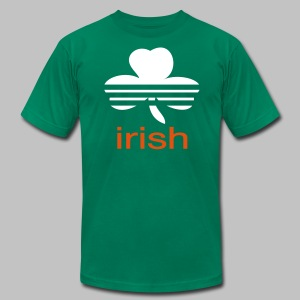 Irish Athletic Look - Men's T-Shirt by American Apparel
