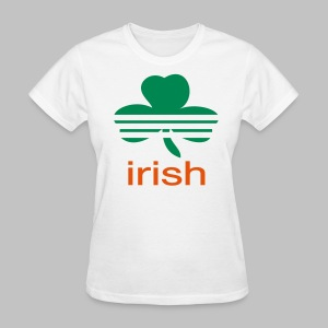 Irish Athletic Look - Women's T-Shirt