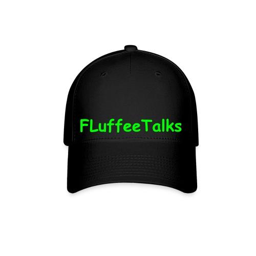 FLuffeeTalks Baseball cap. - Baseball Cap