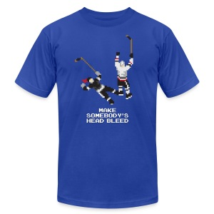 NHL 94 - Men's T-Shirt by American Apparel