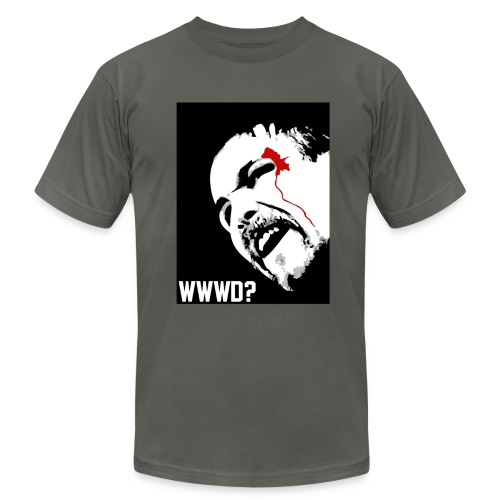 What Would Wendel Do? - Men's T-Shirt by American Apparel