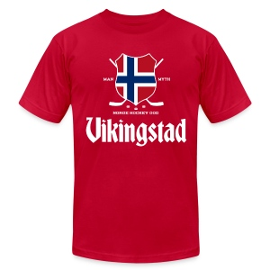 Vikingstad - Men's Fine Jersey T-Shirt