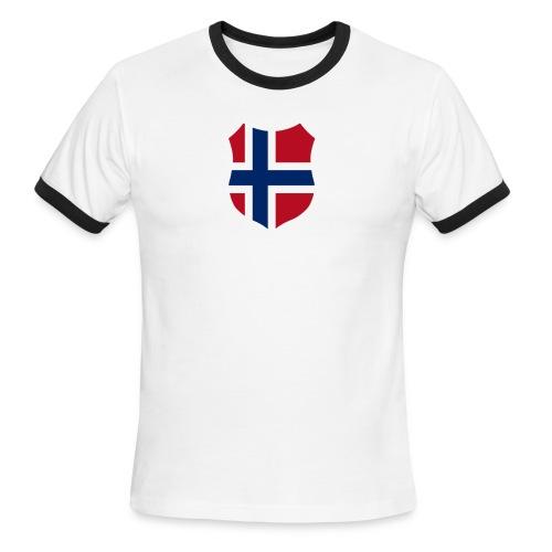 Vikingstad - Men's Ringer T-Shirt