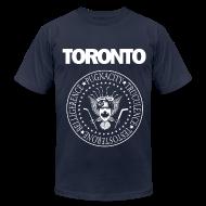 T-Shirts ~ Men's T-Shirt by American Apparel ~ Grabbo Grabbo Hey