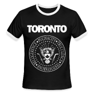 T-Shirts ~ Men's Ringer T-Shirt ~ Grabbo Grabbo Hey