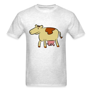 Cow Shirt - Men's T-Shirt