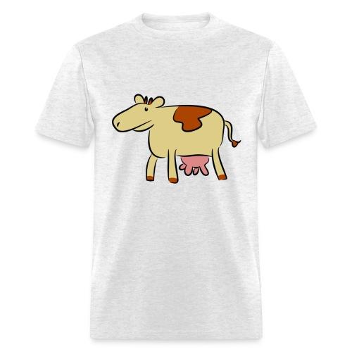 Cow Shirt - Men's T-Shirt