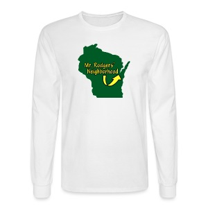 Mr. Rodgers' Neighborhood - Men's Long Sleeve T-Shirt