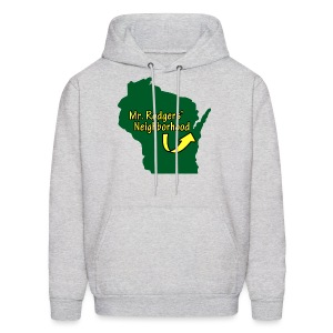 Mr. Rodgers' Neighborhood - Men's Hoodie