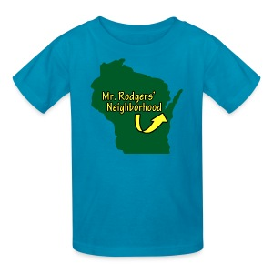 Mr. Rodgers' Neighborhood - Kids' T-Shirt