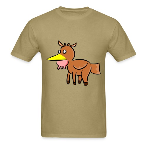 Bow Chickecow Wow Tee - Men's T-Shirt